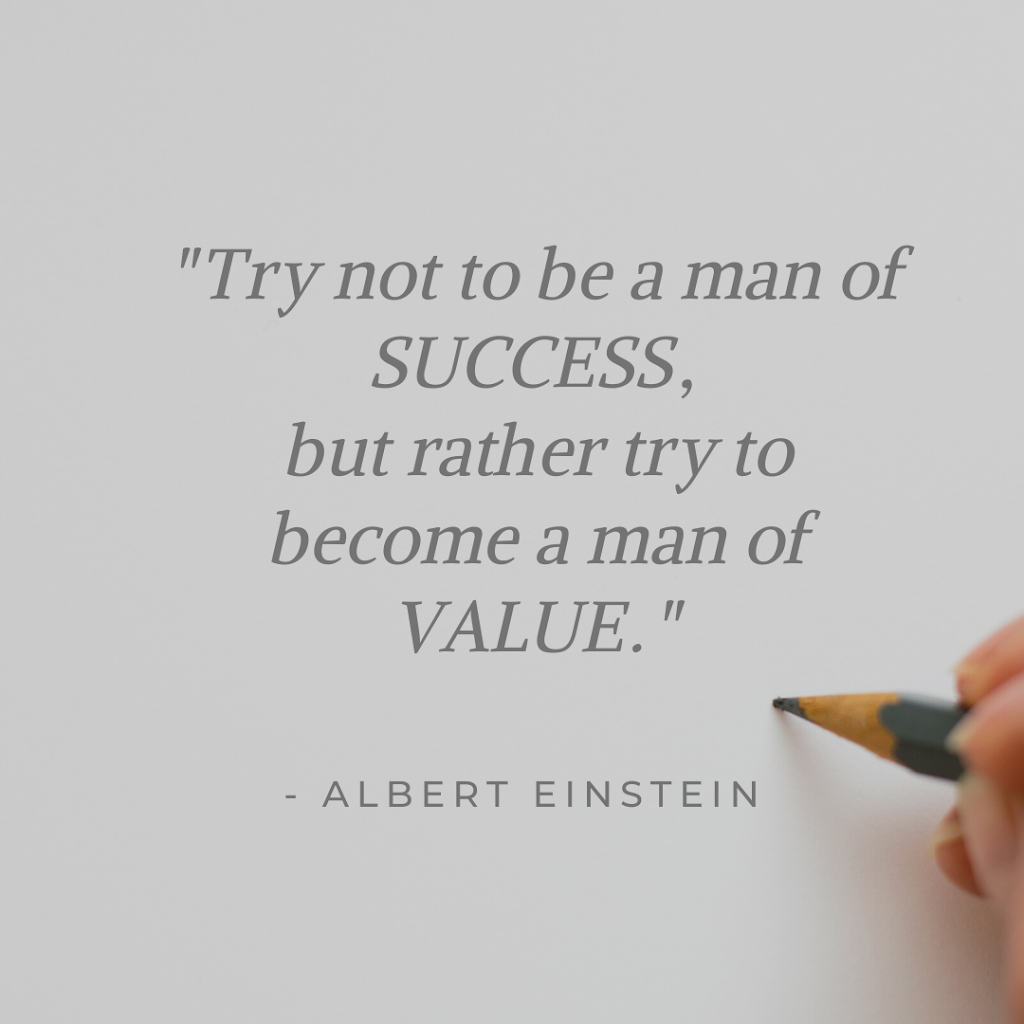 How can you add value?