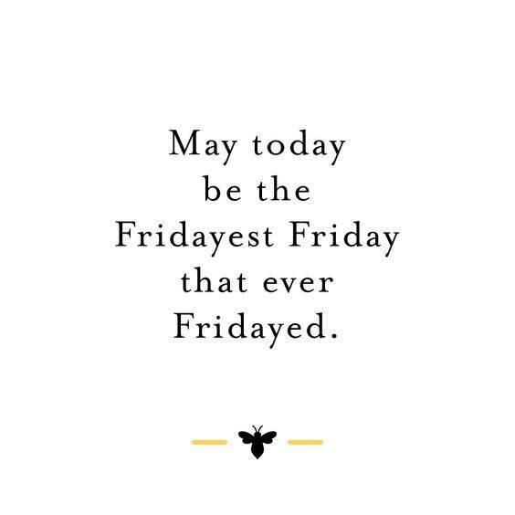 Happy Friday and Easter Long Weekend!